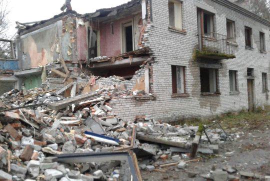 Холдинг заключил госконтракт на демонтаж в Быково