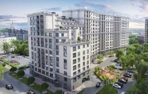 Компания «СносСтройИнвест» осуществляет подготовку территории под возведение жилого дома Богемия